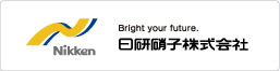 Nikken Bright your future. 日研硝子株式会社